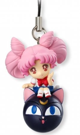 Sailor Moon Twinkle Dolly Miniature Figure Toy 2. Chibi USA