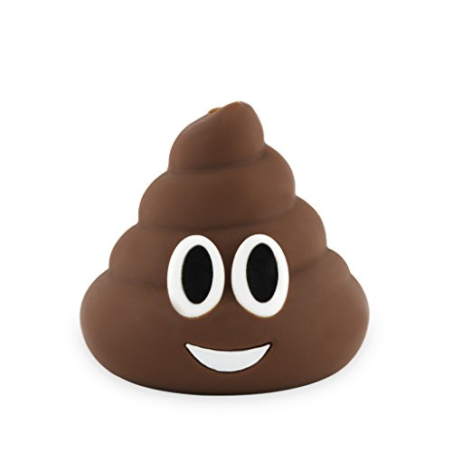 True Zoo 6297 Poop Silicone Ice Mold, Brown, Set of 1