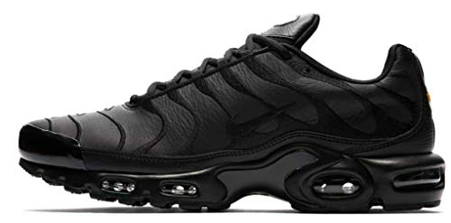 Nike Air Max Plus, Scarpe Running Uomo, Nero Black 001, 46 EU