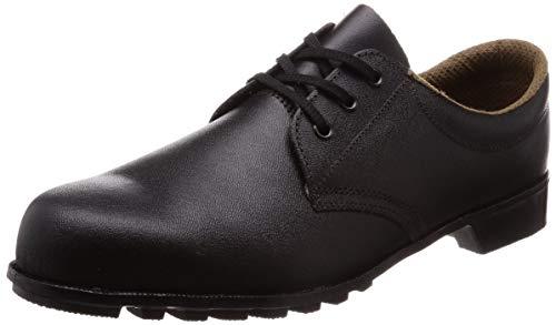 [シモン] 安全靴 短靴 JIS規格 マジック 耐油・耐熱 耐薬品 紐 FD11 黒 30 cm 3E