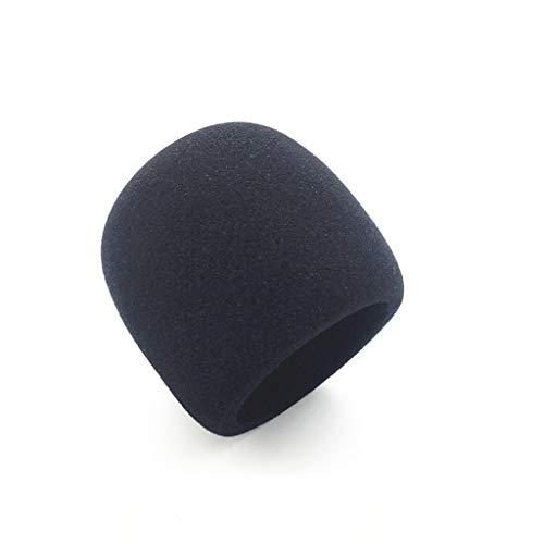 Cubierta de espuma suave compatible con el micrófono Zoom H1, protector de viento, filtro de espuma, micrófono de esponja, cubierta resistente al viento