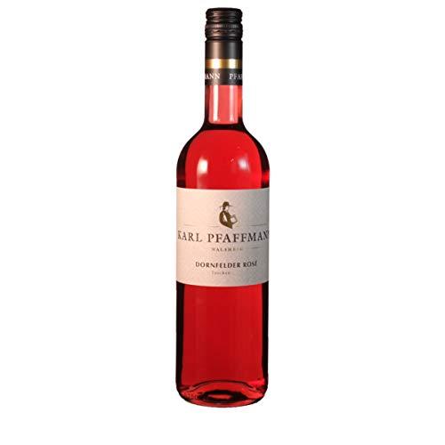Karl Pfaffmann Erben GbR 2019 Dornfelder Rosé trocken Pfalz Dt. Qualitätswein 0.75 Liter