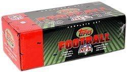 2004 Topps 100% quality warranty Football Factory Set Choice Box Sealed