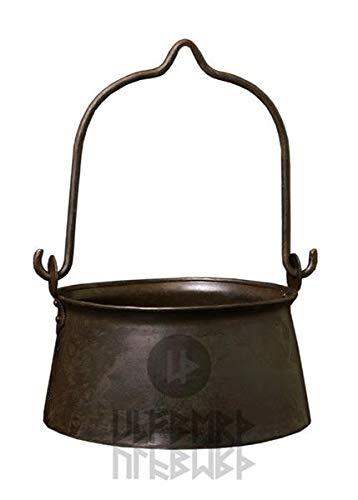 Ulfberth Lagertopf aus Stahl, 5 Liter