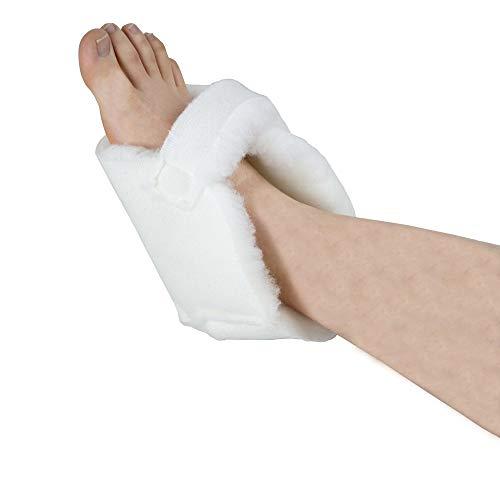Emo espec.medico-ortop.sl Par de taloneras antiescaras, talla universal (QA-00424/01)