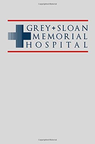 Grey Sloan Memorial Hospital: Grey's Anatomy Journal