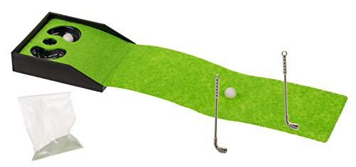 MIK Funshopping Miniaturgolf mini-gra golfowa na biurko i do biura