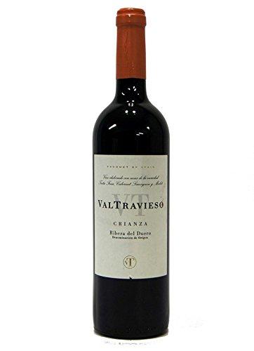 Valtravieso Crianza, caja de 3 botellas