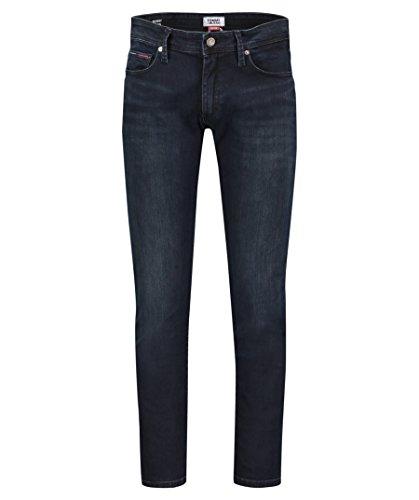 Tommy Jeans Herren Simon Cobco Skinny Jeanshose, Blau (Cobble Black Comfort 911), W29/L32