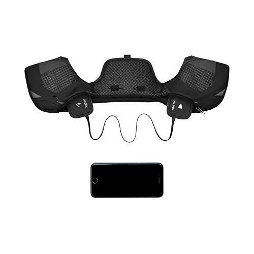 Smith Optics Aleck Wireless Audio Kit for Snow Helmet (Black)