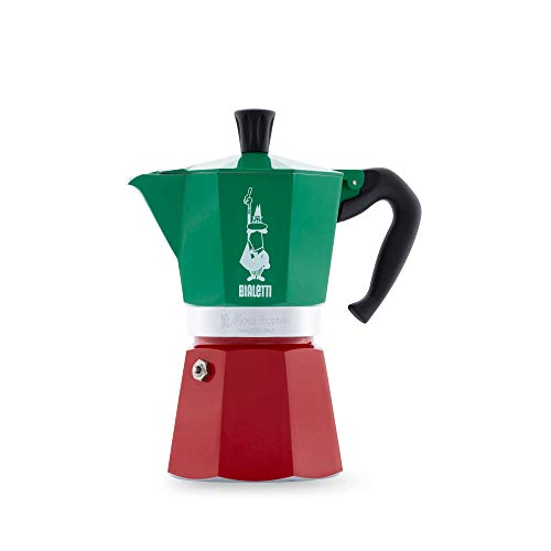 Bialetti Cafetière expresso Moka Express 6 Tasses