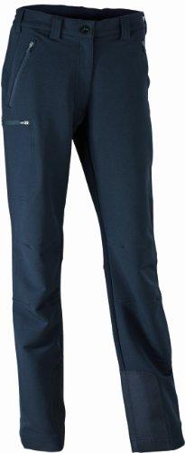JAMES & NICHOLSON Hose Ladies' Outdoor Pants Pantalons-Maternité, Noir (Black), (Taille Fabricant: X-Large) Femme