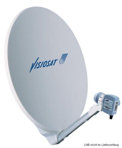 Visiosat 65cm Profi-Antenne Kunststoff weiß