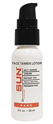Face Tanner Travel Size