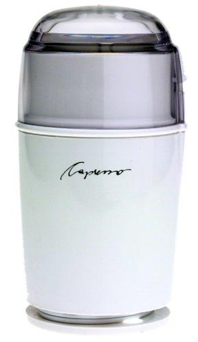 Capresso 501.02 Cool Grind Coffee Grinder, White