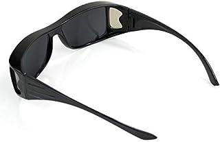 نظارة شمسية للجنسين- رمادي