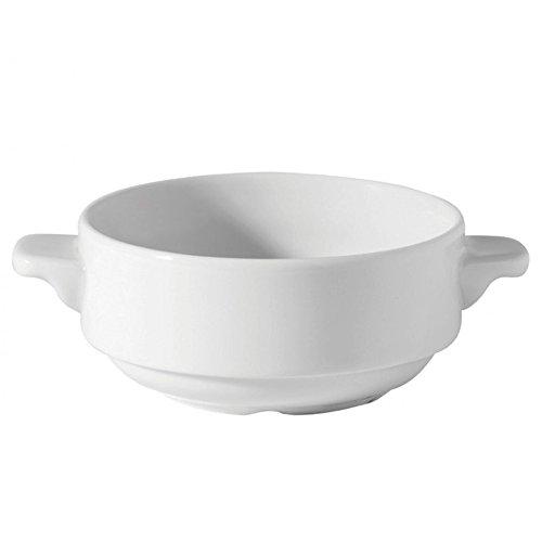 Utopia Titan, K360211-00000-B01006, tazón de sopa equipado, 28 cl, caja de 6