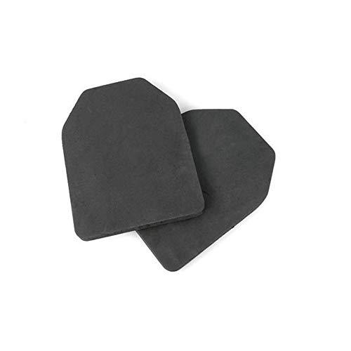 YUANYUAN520 2 Stücke Schaum Training Körperschutz Platten Stand Alone Ballistic Dummy Tactical Weste Kugelsichere Platte For JPC Military Airsoft Outdoor (Color : Foam Plate, Size : 35 * 24 * 3CM)