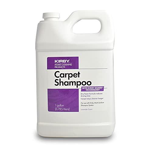 Kirby 252802 1 Gal. Carpet Shampoo, 1, 128 Fl Oz