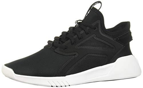 Reebok Damen Freestyle Motion Lo Fitnessschuhe, Mehrfarbig (Negro/Negro/Blanco 000), 40.5 EU