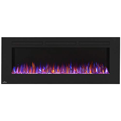Napoleon NEFL60FH Allure Linear Wall Mount Electric Fireplace, 60""