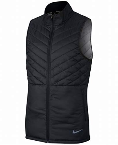 Nike Men's Aerloft Running Vest 928501 008 (s) Tan