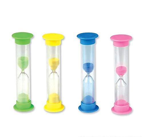 Rhode Island Novelty 3.5 Inch Sand Timers (12 Per Order)