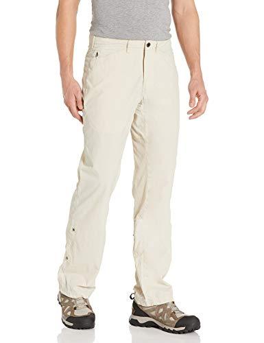 Size 34 ExOfficio Mens Sol Cool Nomad Pant Shorts Lt Khaki