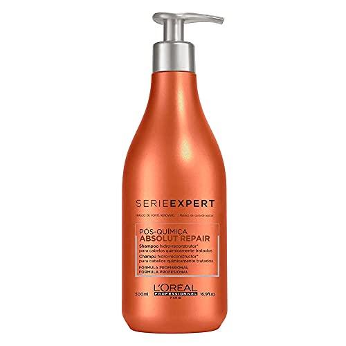 Loreal Shampoo Absolut Repair Pos Quimica 500Ml, Loreal