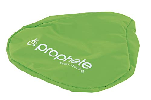 Prophete grün Regenbezug Sattel, one Size
