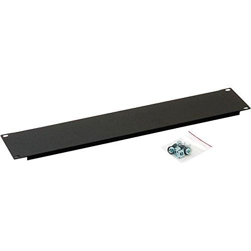 Triton RAB-ZP-X04-A1 48,26 cm (19 Zoll) Blindplatte, 3 HE (RAL 9005) schwarz