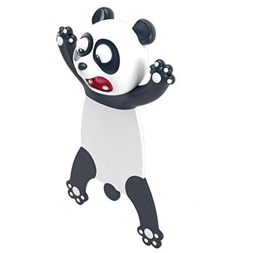 Witzige 3D Stereo Cartoon schön Tier Lesezeichen Lustiges Geschenk für Studenten Kinder tolles Geschenk,Panda