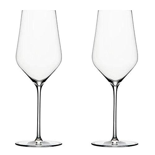 Zalto Denk'Art White Wine Glass Hand-Blown Crystal | Boxed Set of 2