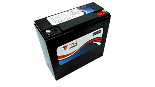 TN Power Lithium Iron Phosphate (LiFePO4) Batterie - 12V 24AH