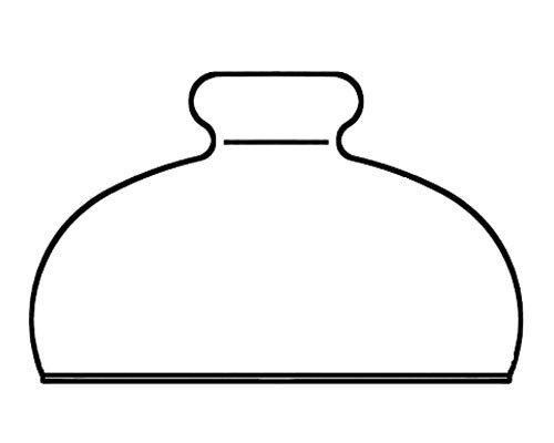 Trendglas Jena Käseglocke (zusätzliche Ersatz-Käseglocke)