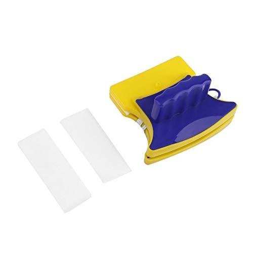 Sahnah - Cepillo de limpieza magnético para ventana doble lado