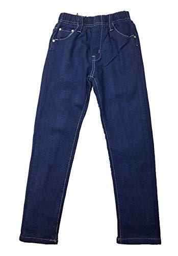 Girls Fashion Warme Mädchen Thermohose, gefütterte Jeans, Gr. 104, MT1317.4