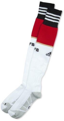 adidas Stutzen DFB Home Socken, White/Black/Victory Red S04, 34-36