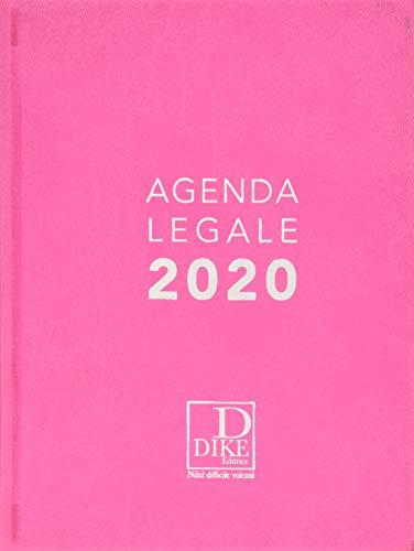 Agenda legale d'udienza 2020. Ediz. fucsia