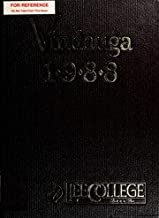 (Custom Reprint) Yearbook: 1988 Lee College - Vindauga Yearbook (Cleveland, TN)