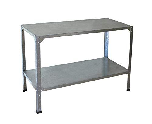 Palram Zubehör Pflanztisch Gewächshaus Tisch aus Stahl