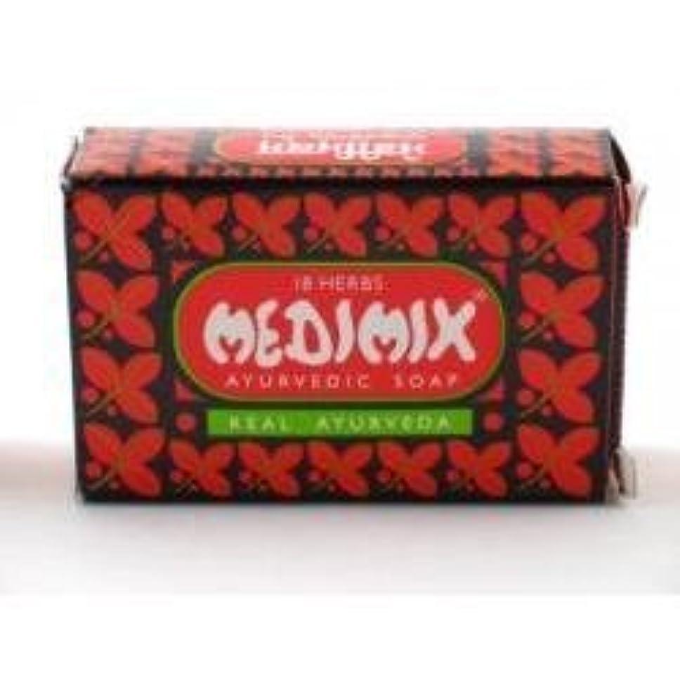 アデレード食用クリークMedimix Soap Classic 18 Herb Ayurvedic Soap (125g X 2 Bars)