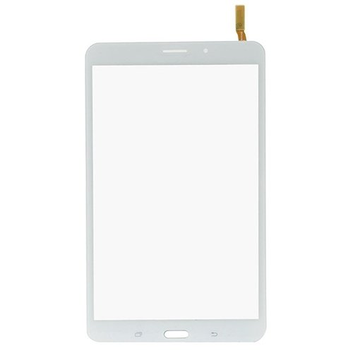 Ebogor Touch Panel Touch Panel for Galaxy Tab 4 8.0 3G / T331 (schwarz) Touch-Panel (Farbe : Weiß)