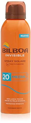 invisible spray solaire spf 20 protection moyenne 150 ml