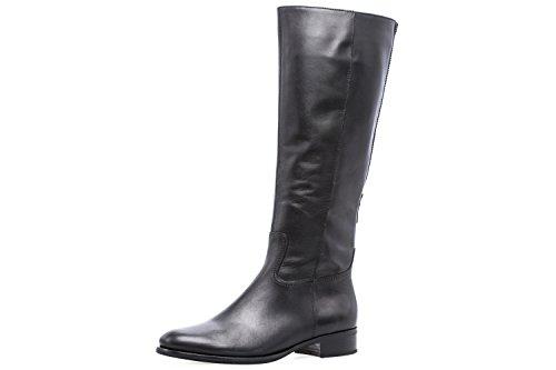 Gabor - Damen Stiefel - Schwarz Schuhe in Übergrößen, Größe:43