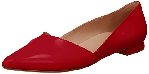 Högl BOULEVARD 10, Damen Ballerinas, Rot (Red 4000), 40 EU (6.5 UK)