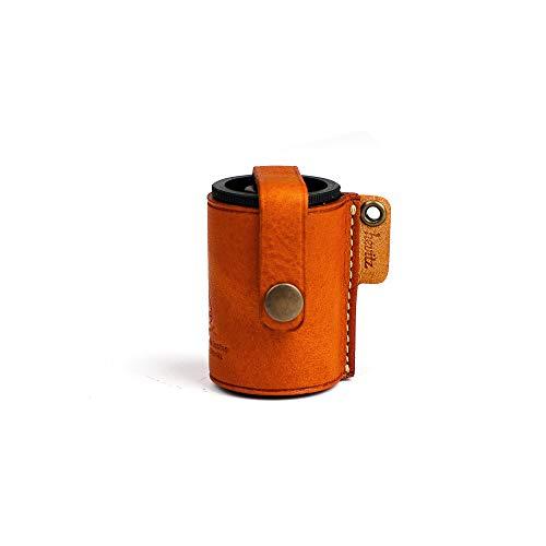 hevitz 3834 Flim Case Leder, Reddish Tan