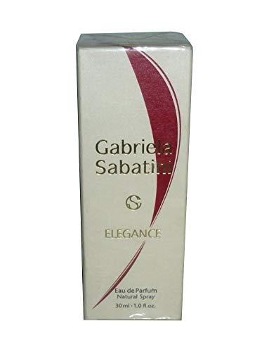 Gabriela Sabatini ELEGANCE - Eau de PARFUM 30 ml (RARITÄT)