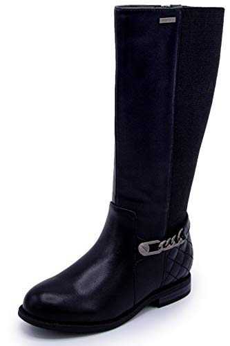 Child Girl Riding Boots