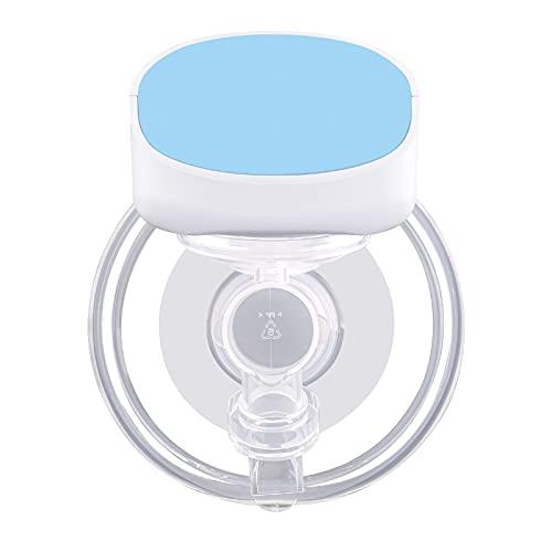 Bomba de leche eléctrica recargable, bombas de lactancia materna con pendiente portátil y sin dolor para la lactancia materna de enfermería